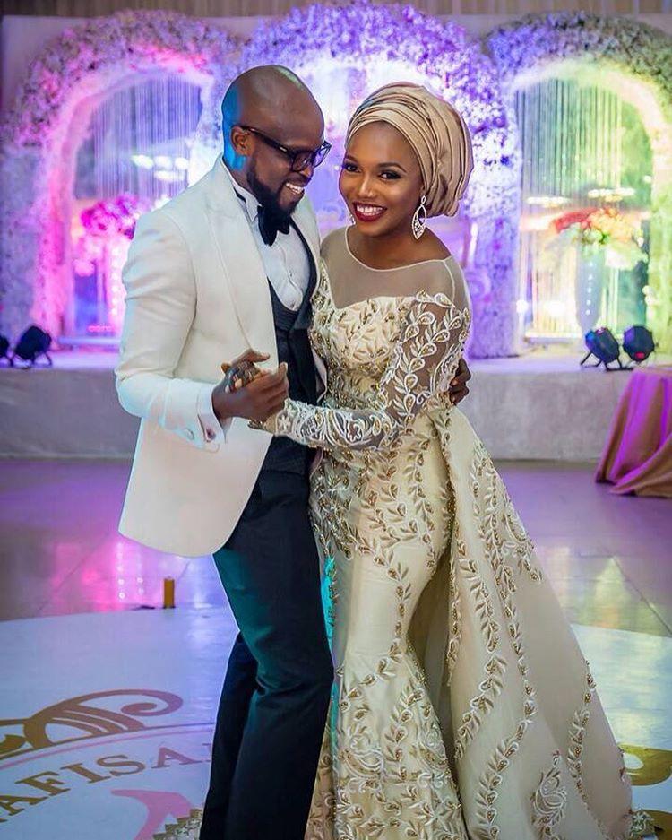 Ankara Bridal Fashion Bride Slays Gorgeously In Ankara Outfit For Her Traditional W Nigerian Wedding Dress African Wedding Attire Nigerian Traditional Wedding