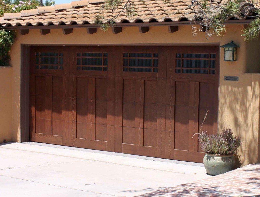 doors spanish garage com pin pinterest style