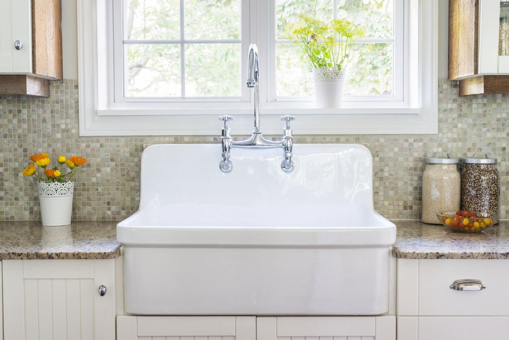 The 7 Different Types of Kitchen Sinks my dream home Pinterest