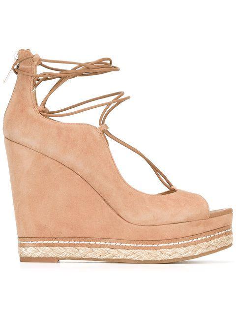 6b1f44659 SAM EDELMAN Harriet lace-up wedges.  samedelman  shoes  flats