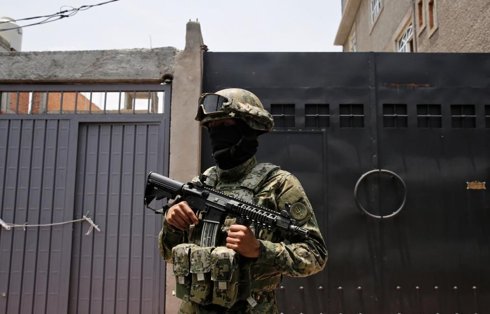 Mexican marines executed three us citizens government