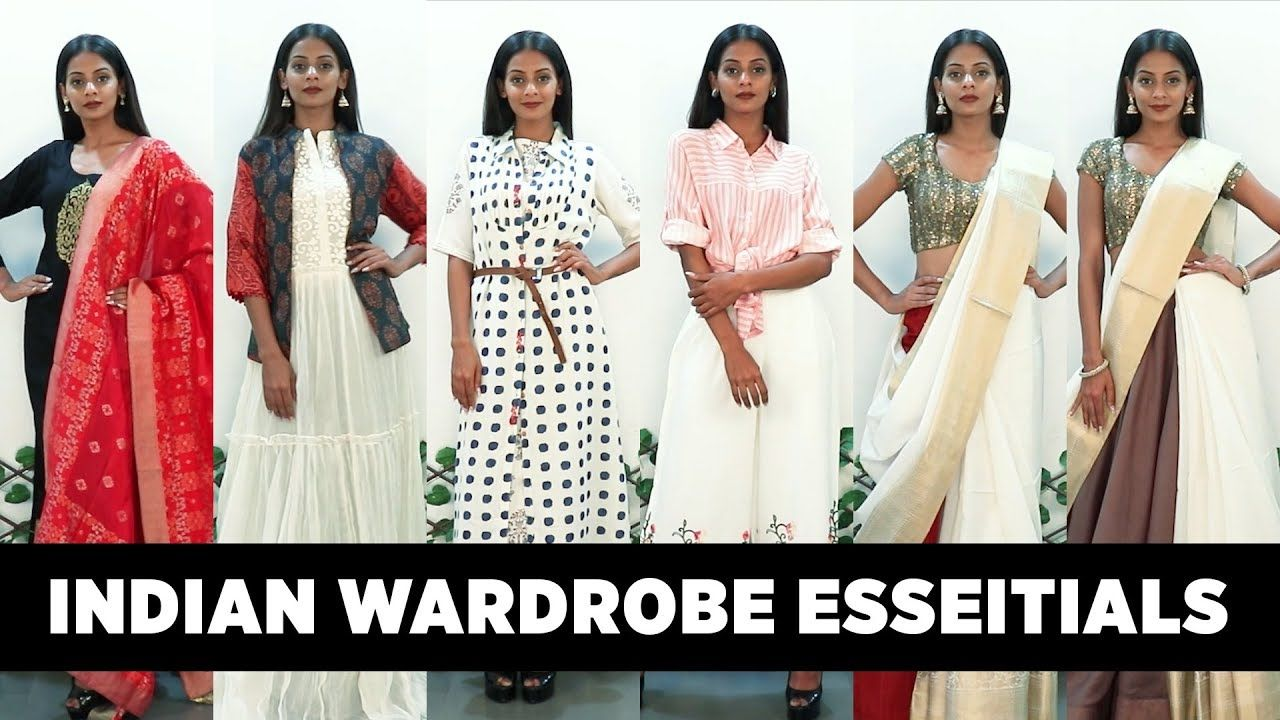 Indian Wardrobe Essentials How To Repeat Outfits Like A