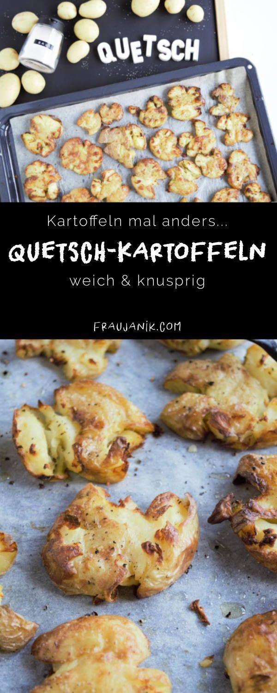 Quetschkartoffeln #kartoffelnofen