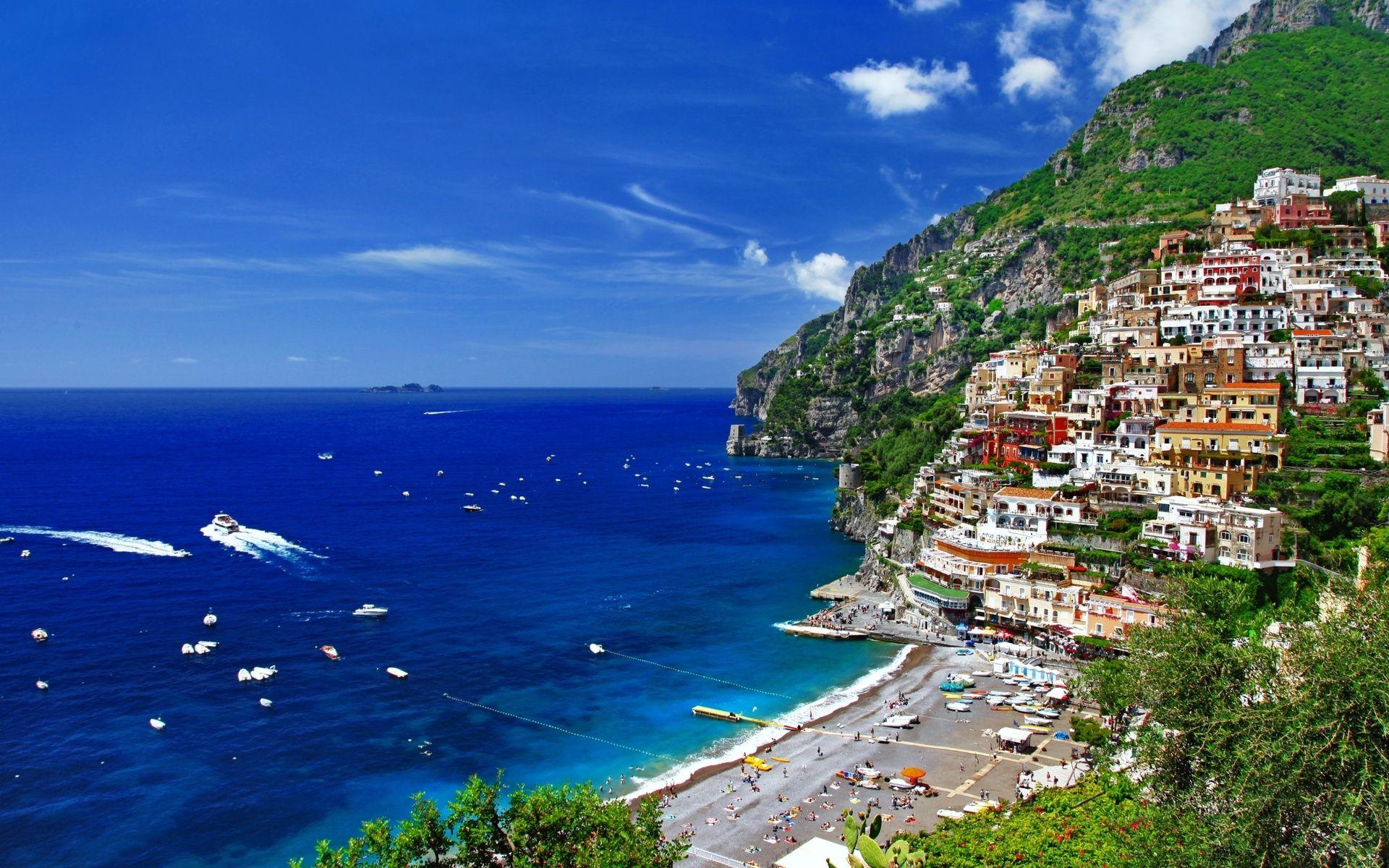 Beautiful Capri Italy Wallpaper Hd For Desktop Free Download Yeap
