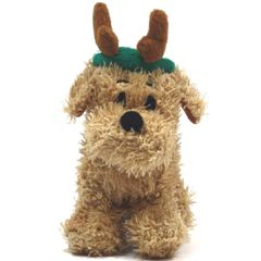 We Wish You A Merry Christmas Singing Dog Toy Christmas Dog Gifts