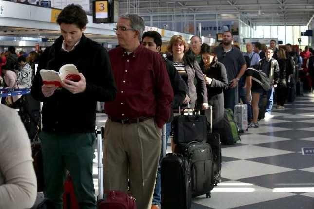 TSA seeks new technology to speed airport screenings  The Union Leader http://ift.tt/22GotJI