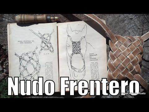 """Nudo frentero """"El Rincón del Soguero"""""""