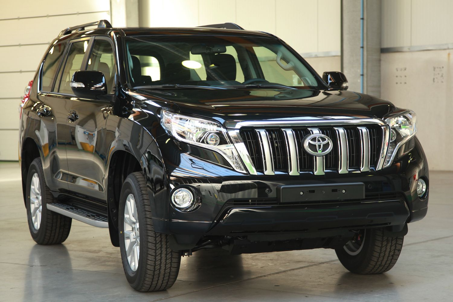 Toyota Prado Vx 2018 3 0 Liter Automatic Transmission Price In
