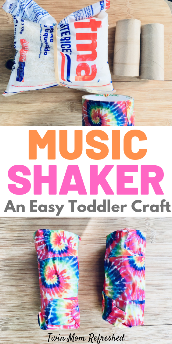 Photo of Toddler Craft DIY Musical Instrument – Easy Way to Make Homemade Shakers