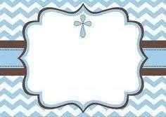 invitaciones bautizo fotos ideas para imprimir invitacin con espacio para los detalles de la