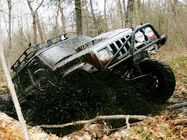 Jeep Cherokee Sport W Cowl Hood Jeep Xj Jeep Suv Custom Jeep