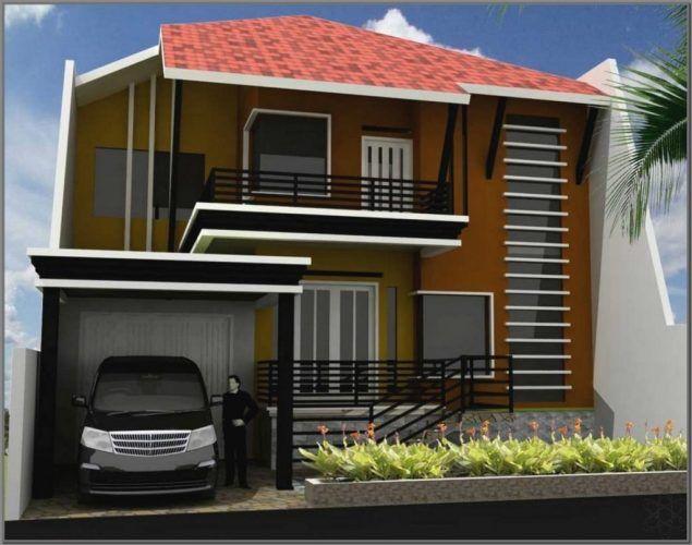 50 Desain Rumah Minimalis 2 Lantai Modern Terbaru Rumah Desain