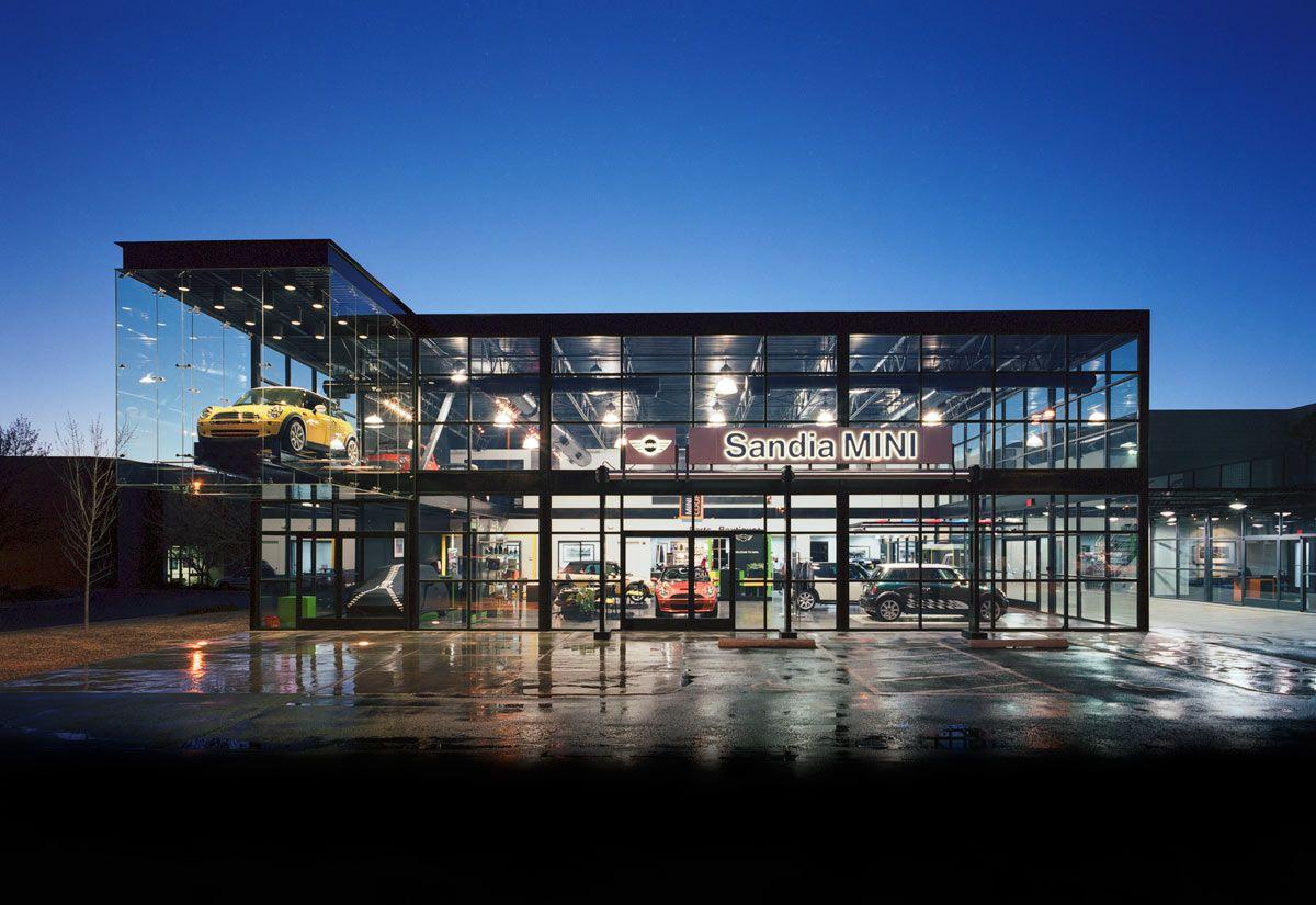 Car Dealerships In Albuquerque >> Jon Anderson Architecture - Sandia Mini | Motorcycles ...