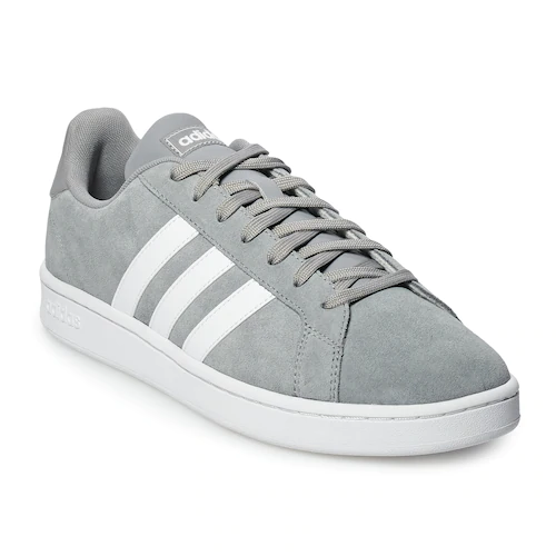 adidas Grand Court Men's Suede Sneakers