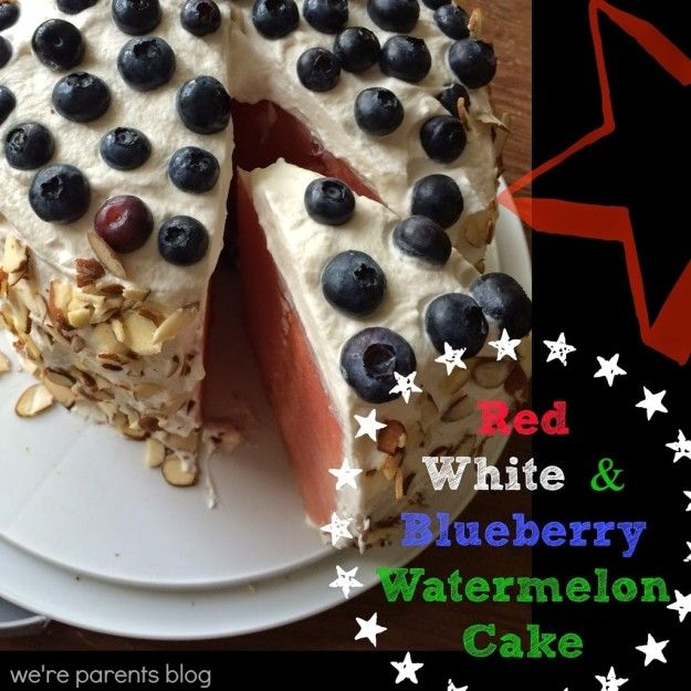 30 Healthy Red, White & Blue Recipes For 4th Of July