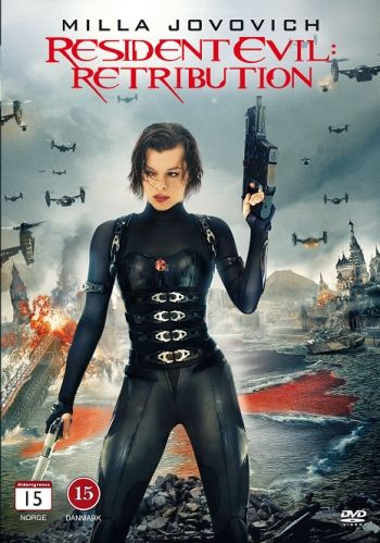 Resident Evil: Retribution 6,95€