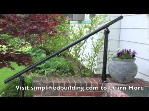Surface 518 - Surface Mount Railing - Simplified Building, Kee ...
