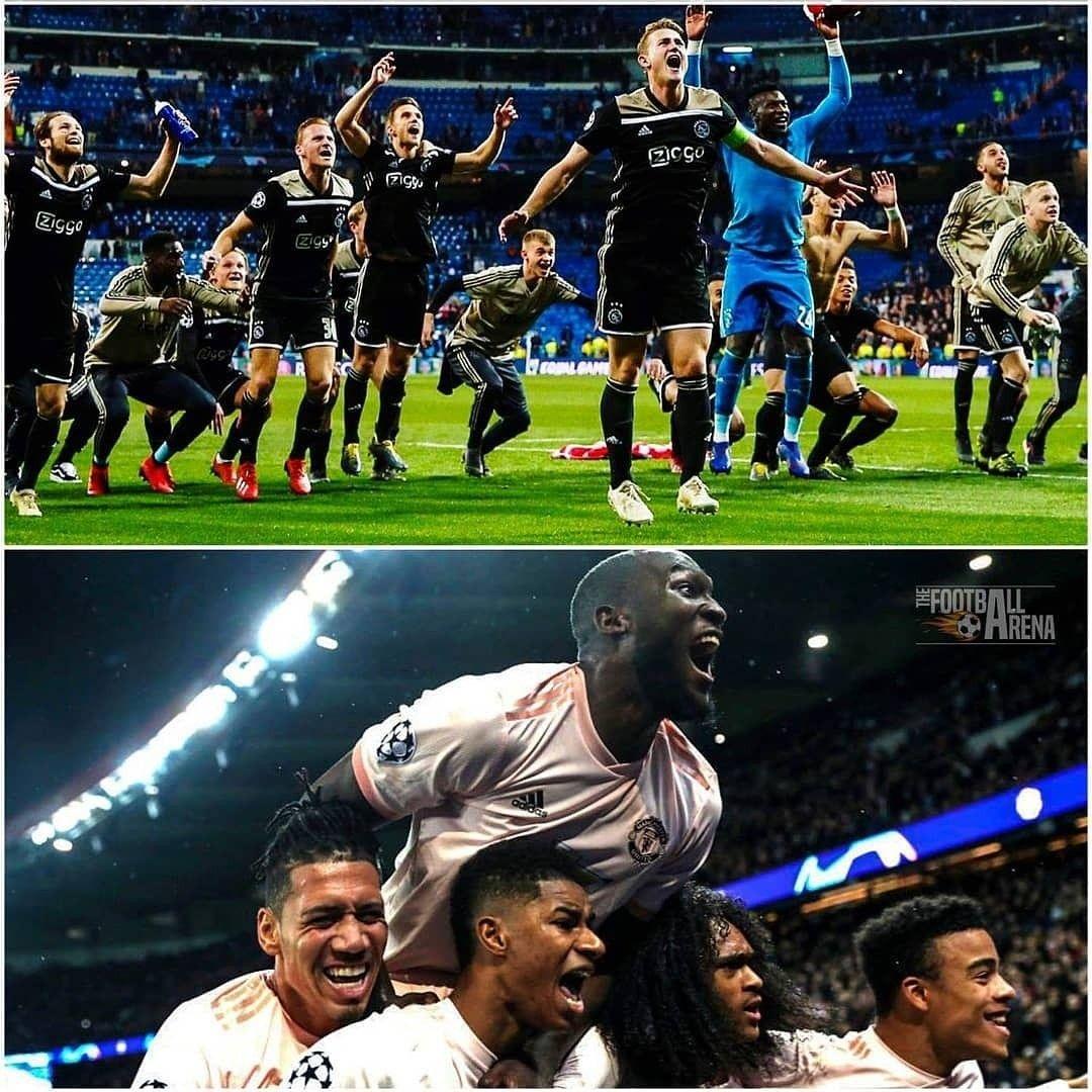 Uefa Champions League Real Madrid vs. Ajax Amsterdam