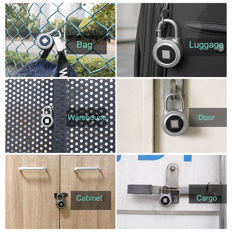 FingerPrint Scanning Smartlock Keyless locks