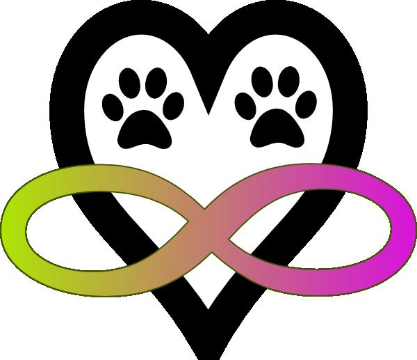 Memorial Tattoo Infinity Paw Print: Infinity Tattoo With Dog Print