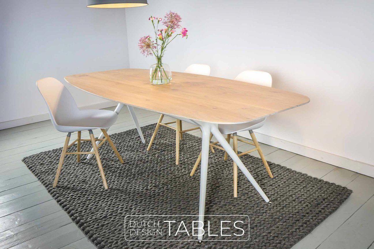 Dutch Design Tafel : Tafel eiken dreaum bellissima dutch design tables recycledpallets