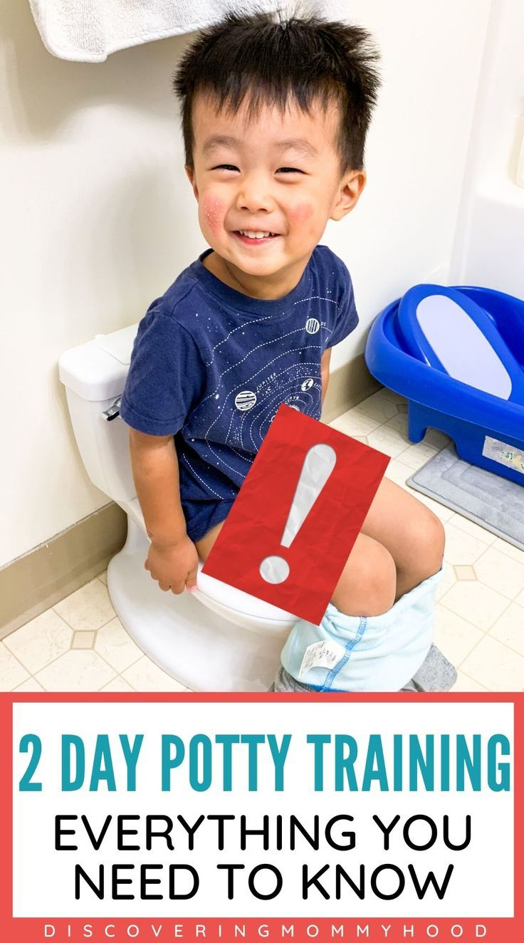 How To Start Potty Training 2 Year Old Boy + When To Start