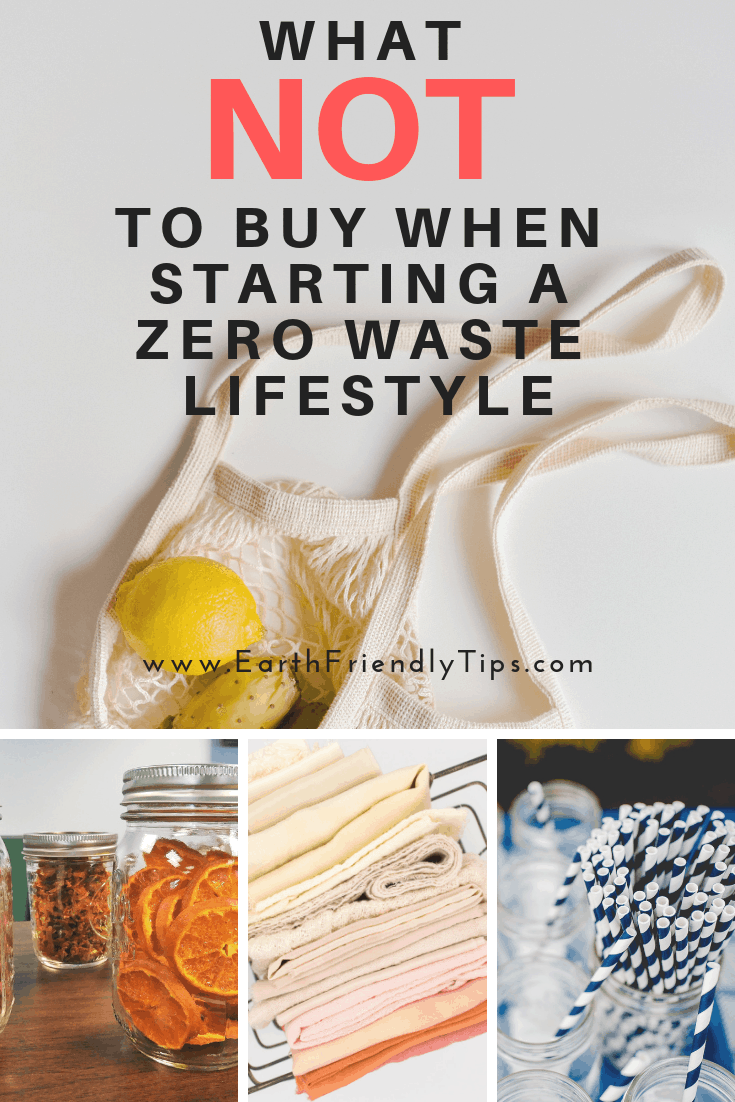 Best Zero Waste Products for Beginners - Earth Friendly Tips