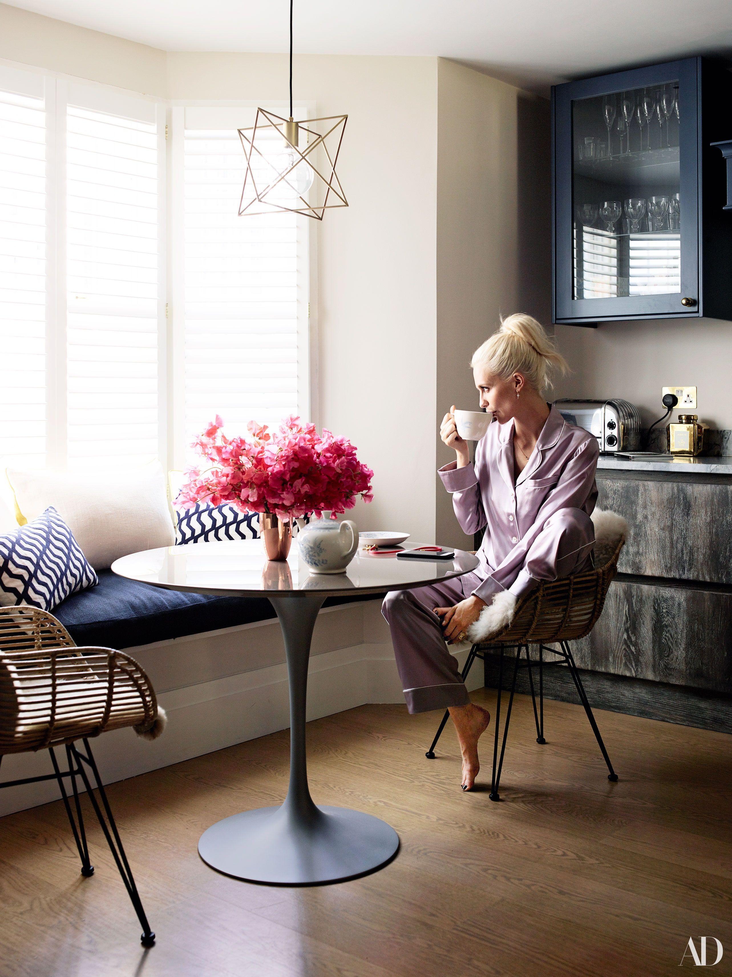 Step Inside Poppy Delevingne's Light-Filled London House