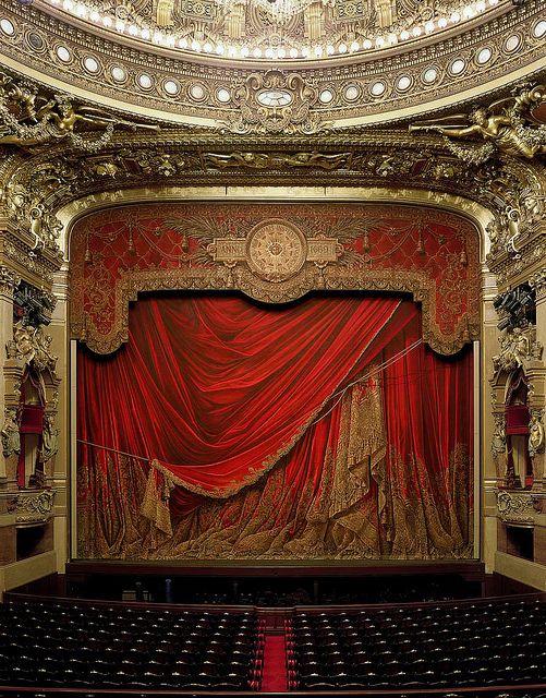 Garnier Opera Paris By David Laventi Paris Opera House Opéra Garnier Opera