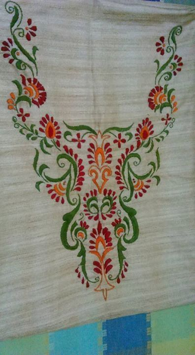 Pin By Priyanka Shah On My Pinterest Embroidery Embroidery