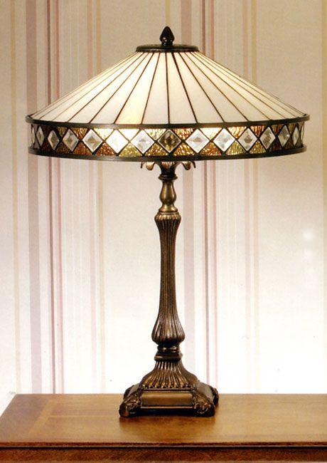 Fargo art deco style tiffany table lamp tiffany lamps pinterest fargo art deco style tiffany table lamp aloadofball Images