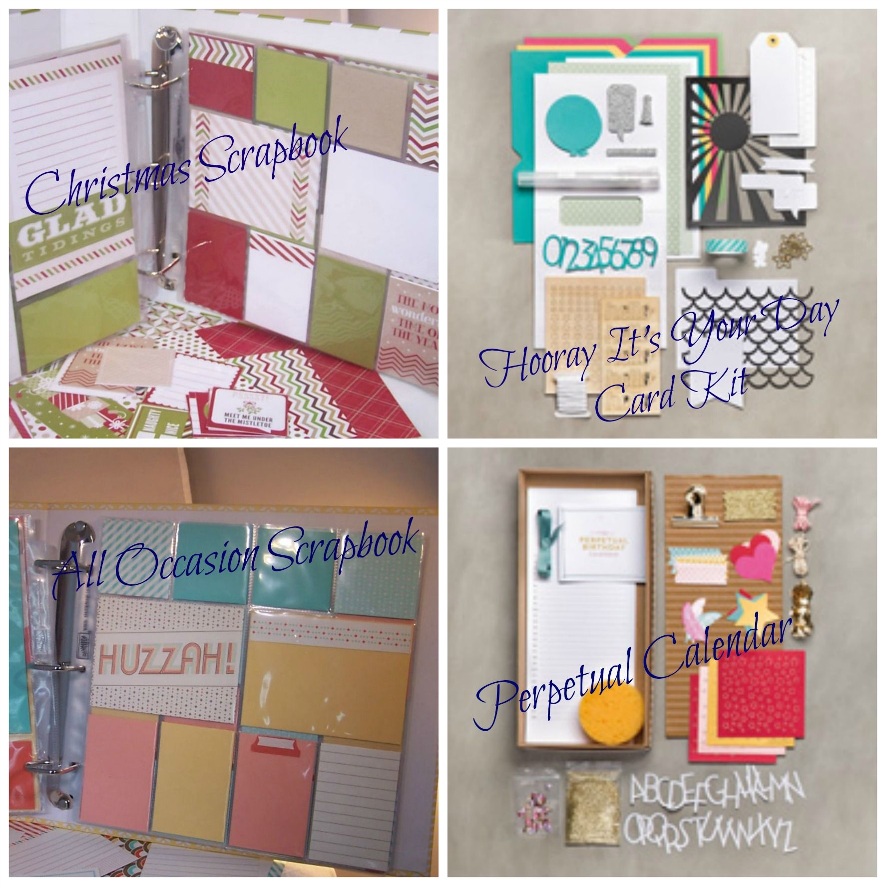 Check out my Scrapbook and Project Day.  www.stampwithmarilyn/