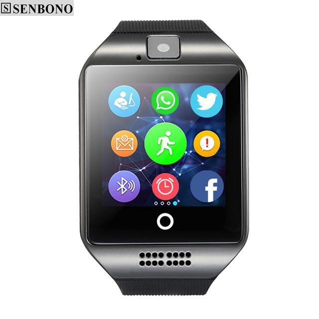 Senbono Q18 Smartwatch Smart Watch Android Smart Watch Touch Screen Phones