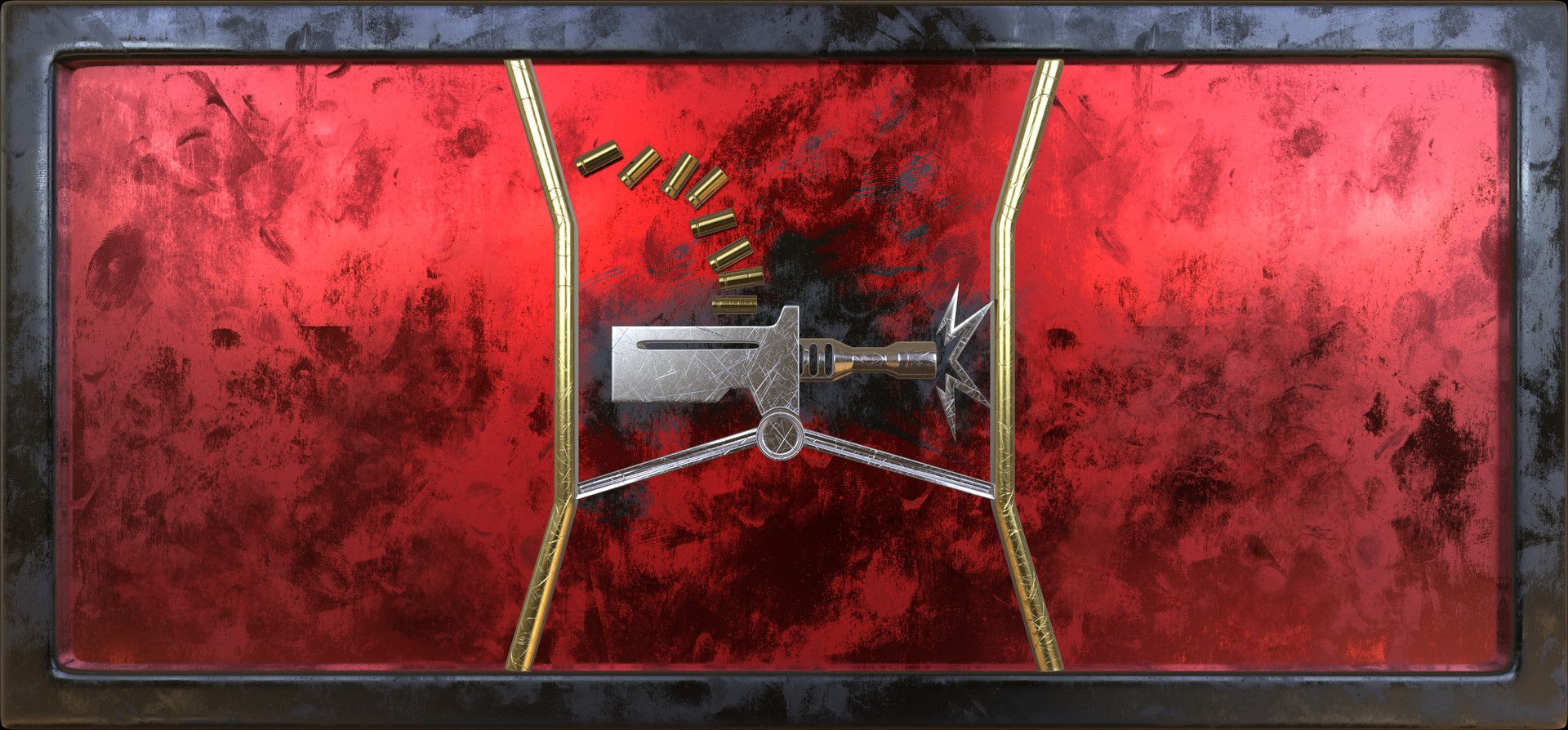 foto de ArtStation Tachanka's Icon 3D Rainbow Six Siege Ninb