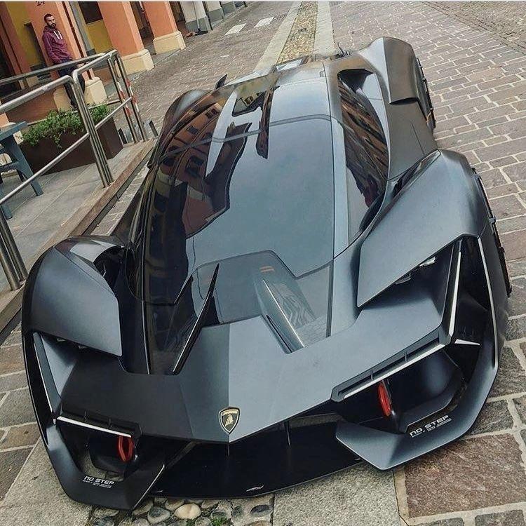 Lamborghini Terzo Millennio Kingzwhips Photo By Mitjaborkert