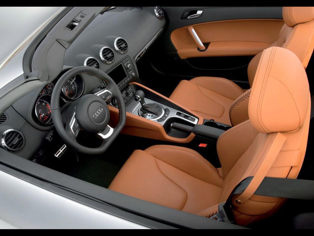 2007 Audi Tt Roadster Interior 1024x768 Wallpaper Audi Tt Audi Tt Roadster Audi