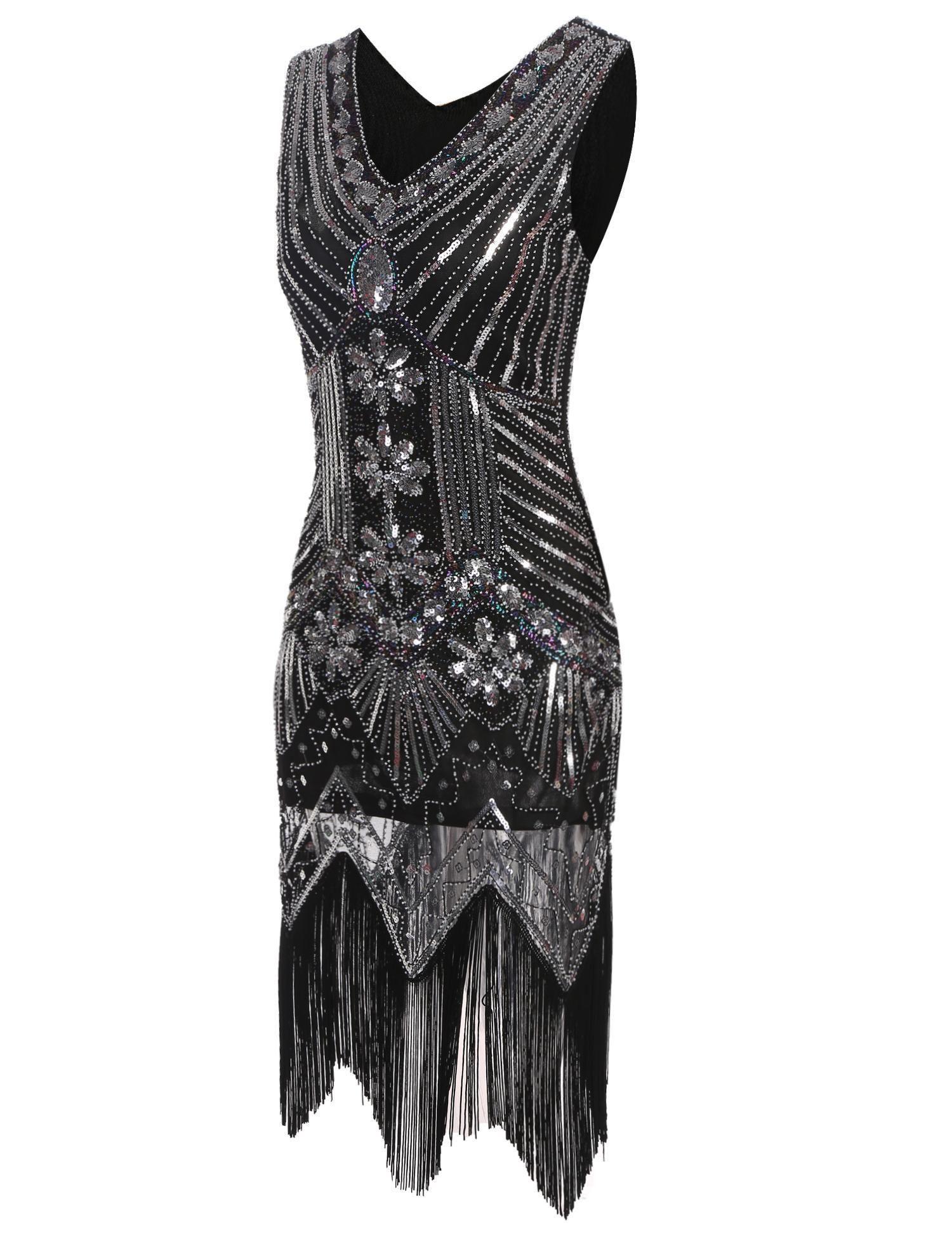 S sequined fringe dress Интерес латина pinterest fringe