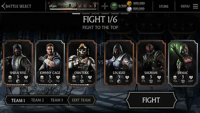 Pin Van Josh Op Mortal Kombat