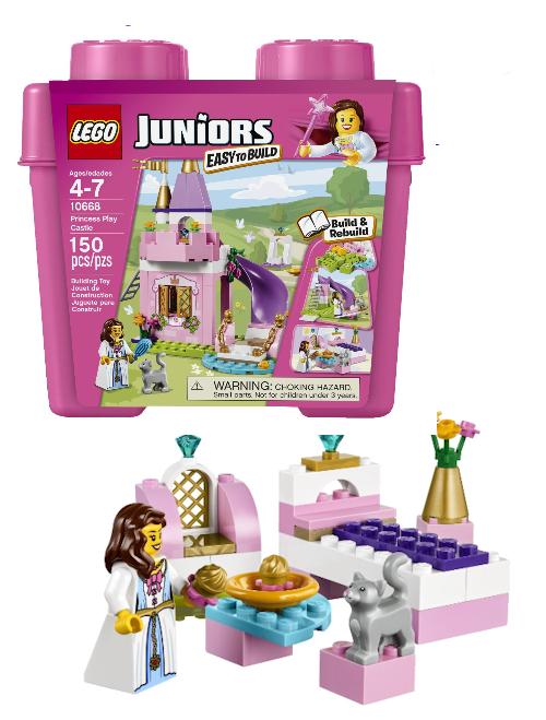 LEGO Juniors Princess Play Castle   Lego juniors and ...