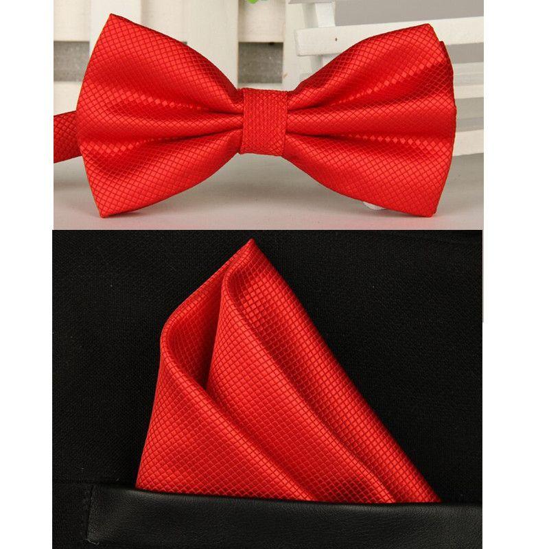 Red Ties For Men