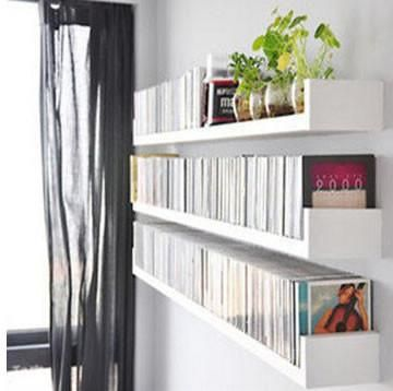 simple book rak decor in 2019 cd dvd storage cd storage dvd rh pinterest com