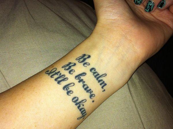 Philosophy of life tattoo ideas pinterest tattoo for Life is good tattoo