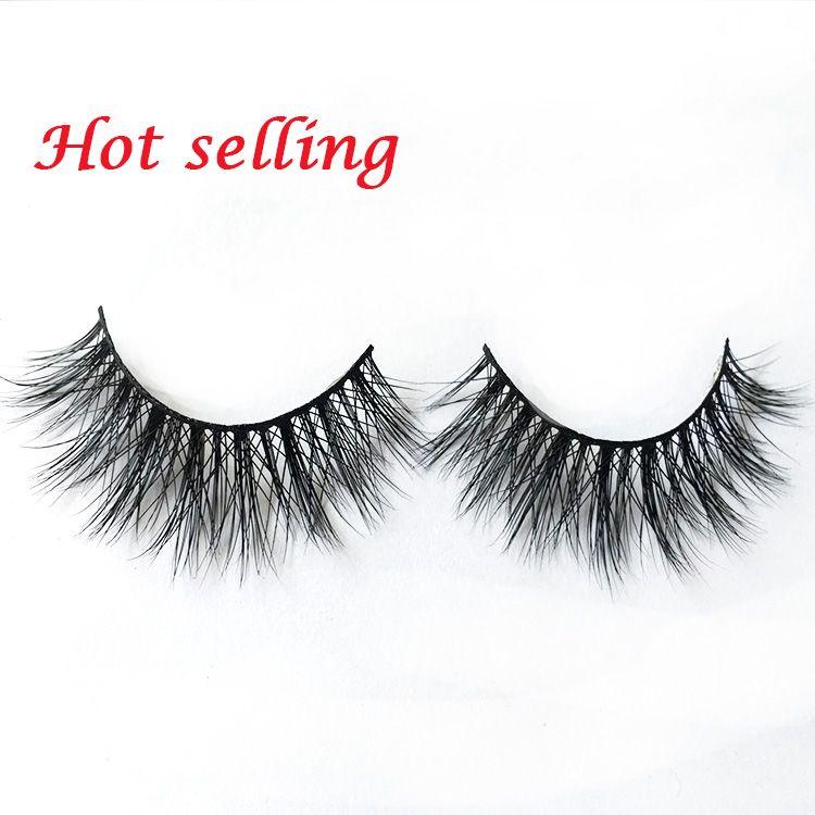 China Professional Mink Eyelashes Suppliers Es93 Eyelash