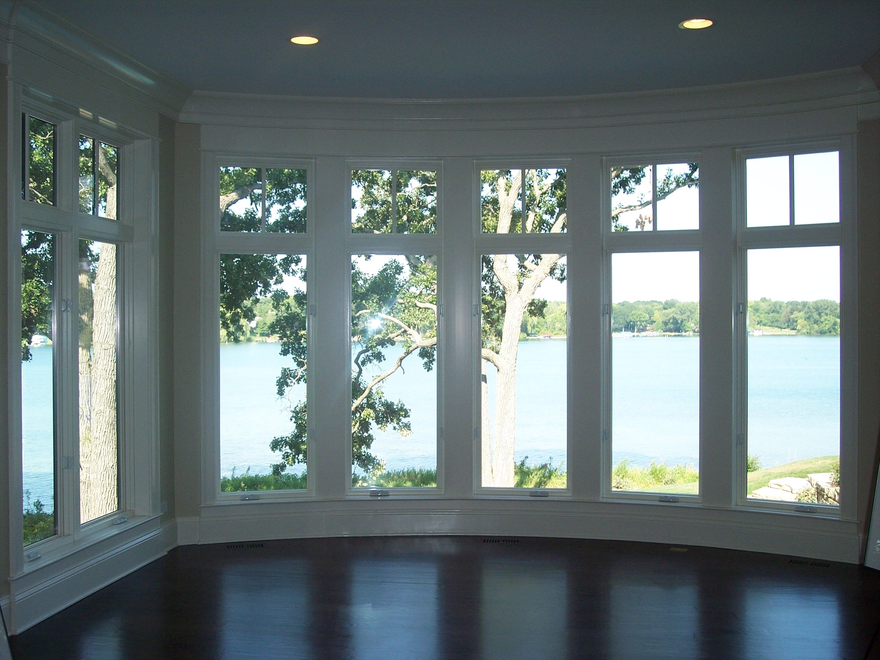 2012 parade of homes winner genoa city wi luxury lake Lake house windows