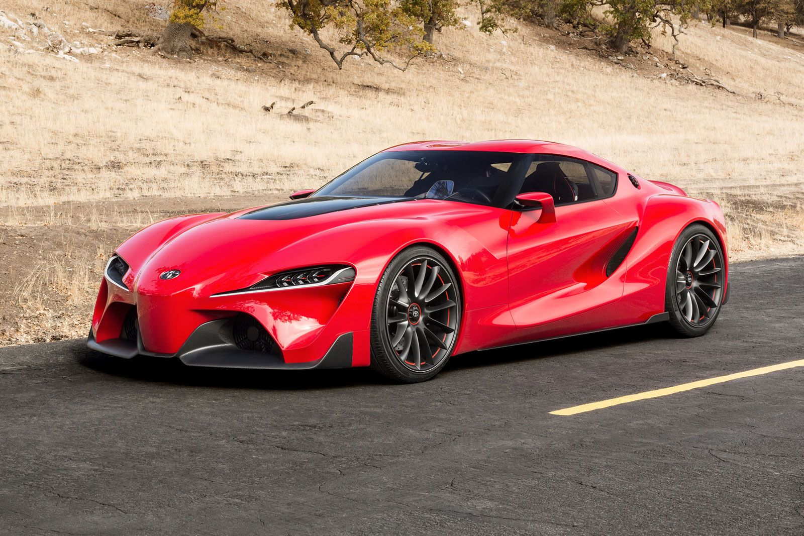 Toyota FT Could This Be The New Supra Hot Wheels Vroom - Toyota ft1 price estimate
