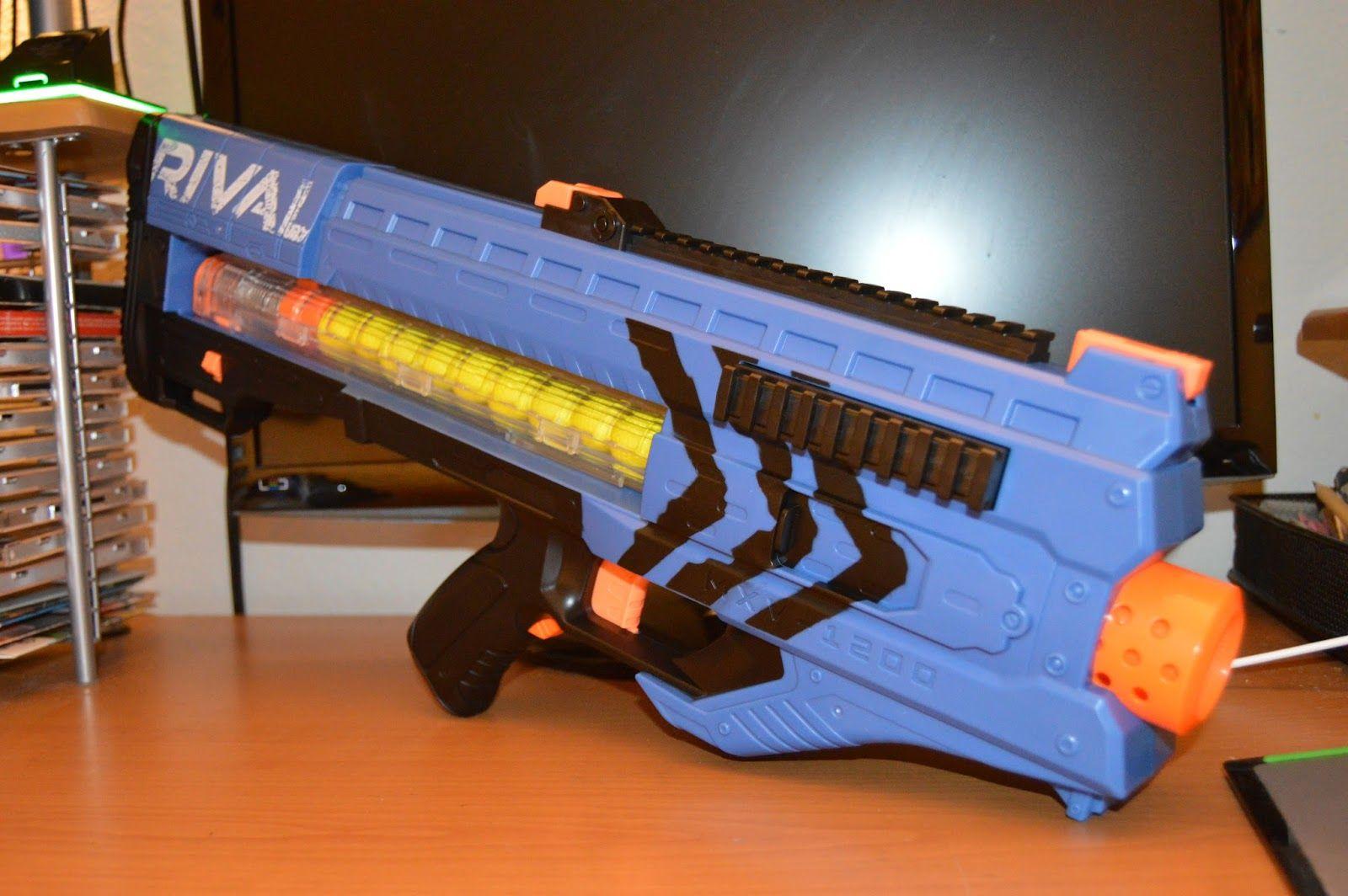 Nerf Rival Khaos MXVI-4000 Blaster, ...