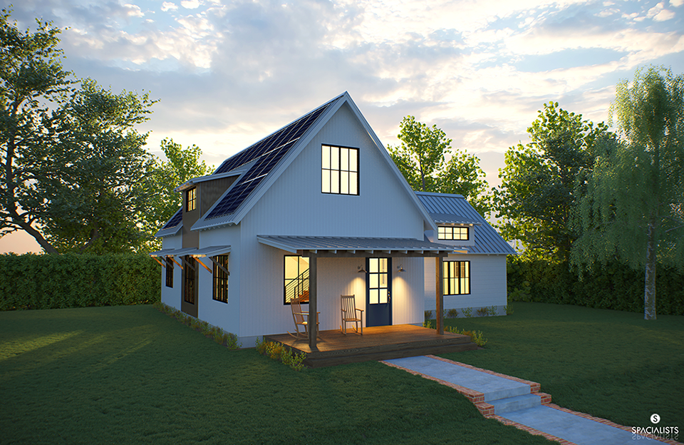 Submitting a Request for 3D Renderings | Farmhouse ...