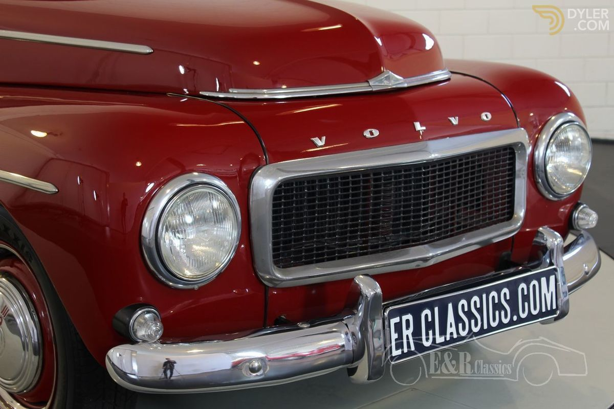 Classic 1960 Volvo PV 544 B20 Coupe for Cars for
