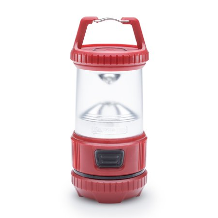 Ozark Trail 100 Lumen Lantern With Carbiner Handle Walmart Com Camping Lanterns Led Camping Lantern Ozark Trail