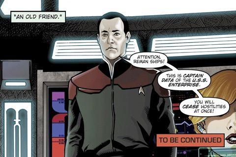 Captain Data